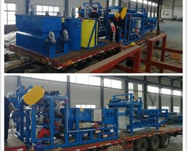 带式压滤机木业污水处理办法