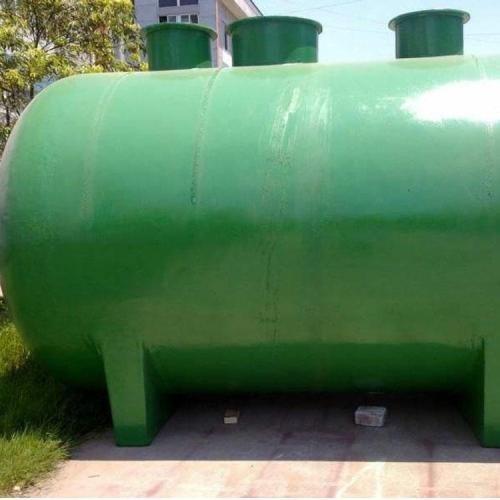 一体化A/O生物膜反应器处理生活污水