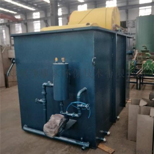 造纸废水回收、除臭、净化和再利用装置