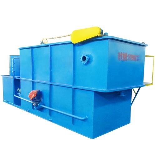 利用渗滤液对养殖粪污进行清理收集内部循环节水系统