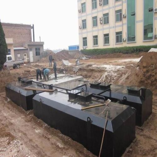 医院污水处理—人工湿地深度处理