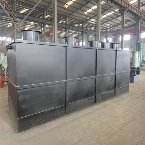 一体化中水处理装置在生活污水处理中的应用
