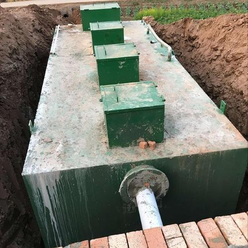 农村生活污水处理项目研究分析