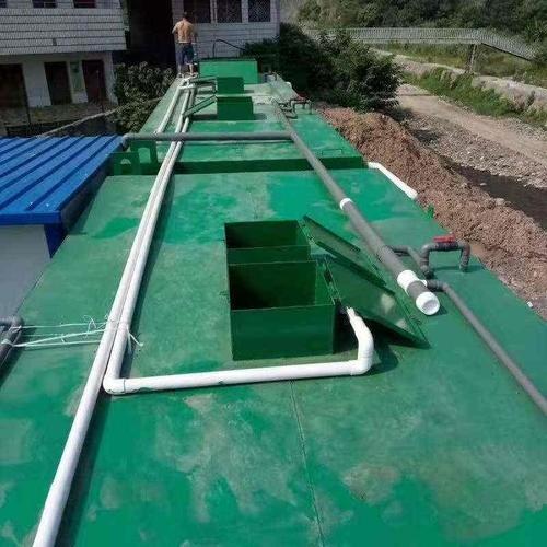 农村生活污水资源化处理技术的选择及经济实用性比较
