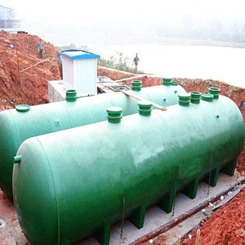 鳗鱼屠宰污水处理装置