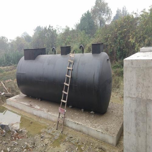 农村家庭污水处理系统