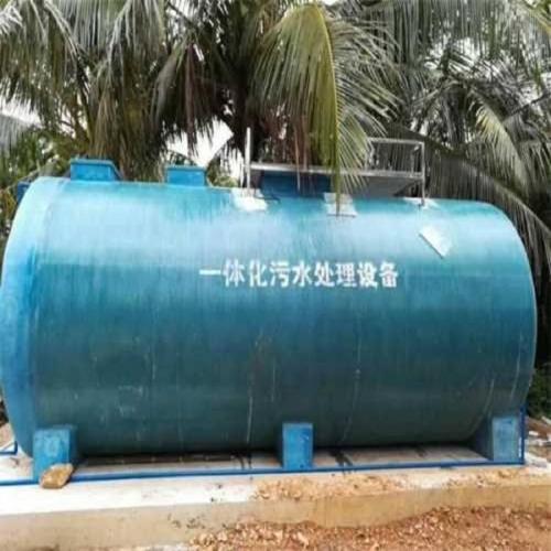 玻璃钢生活污水处理一体化设备