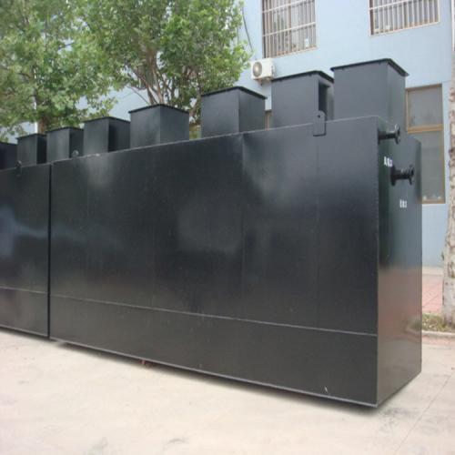 鸡屠宰生产线废水处理系统
