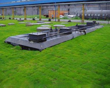 分享污水处理设备超滤技术的应用