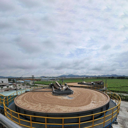 甲鱼养殖废水高效处理方法