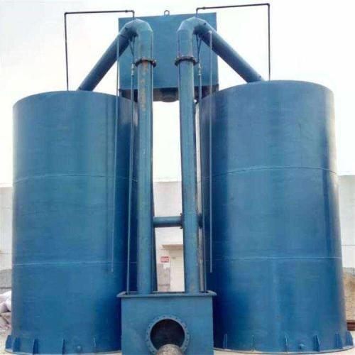 造纸污水的防堵型多重处理设备
