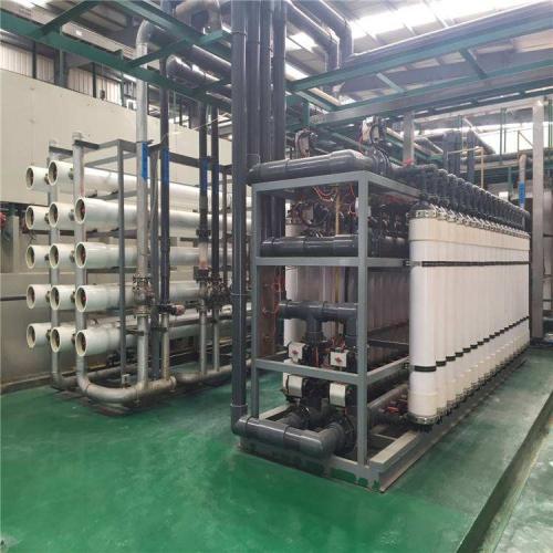 用于造纸的高效白水处理设备