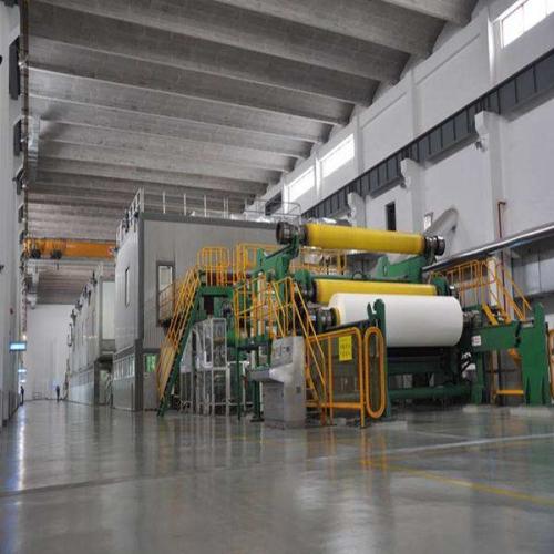 造纸污泥生产中密度板及生产方法