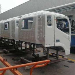 福田汽车供货生产商废水处理案例