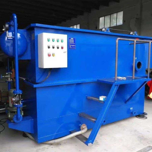 一体化造纸厂污水处理设备