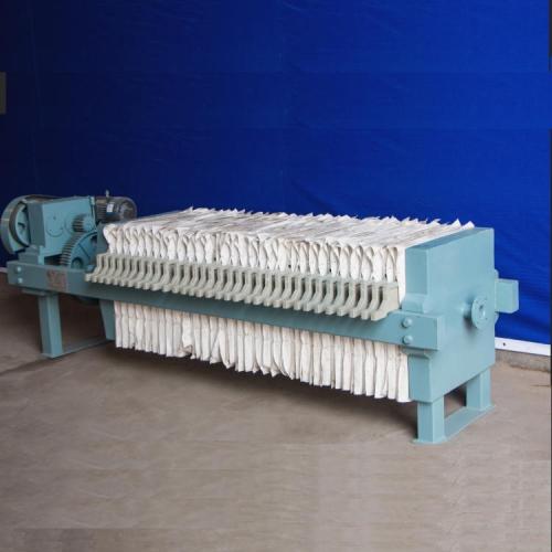 叠螺和板框压滤机对比