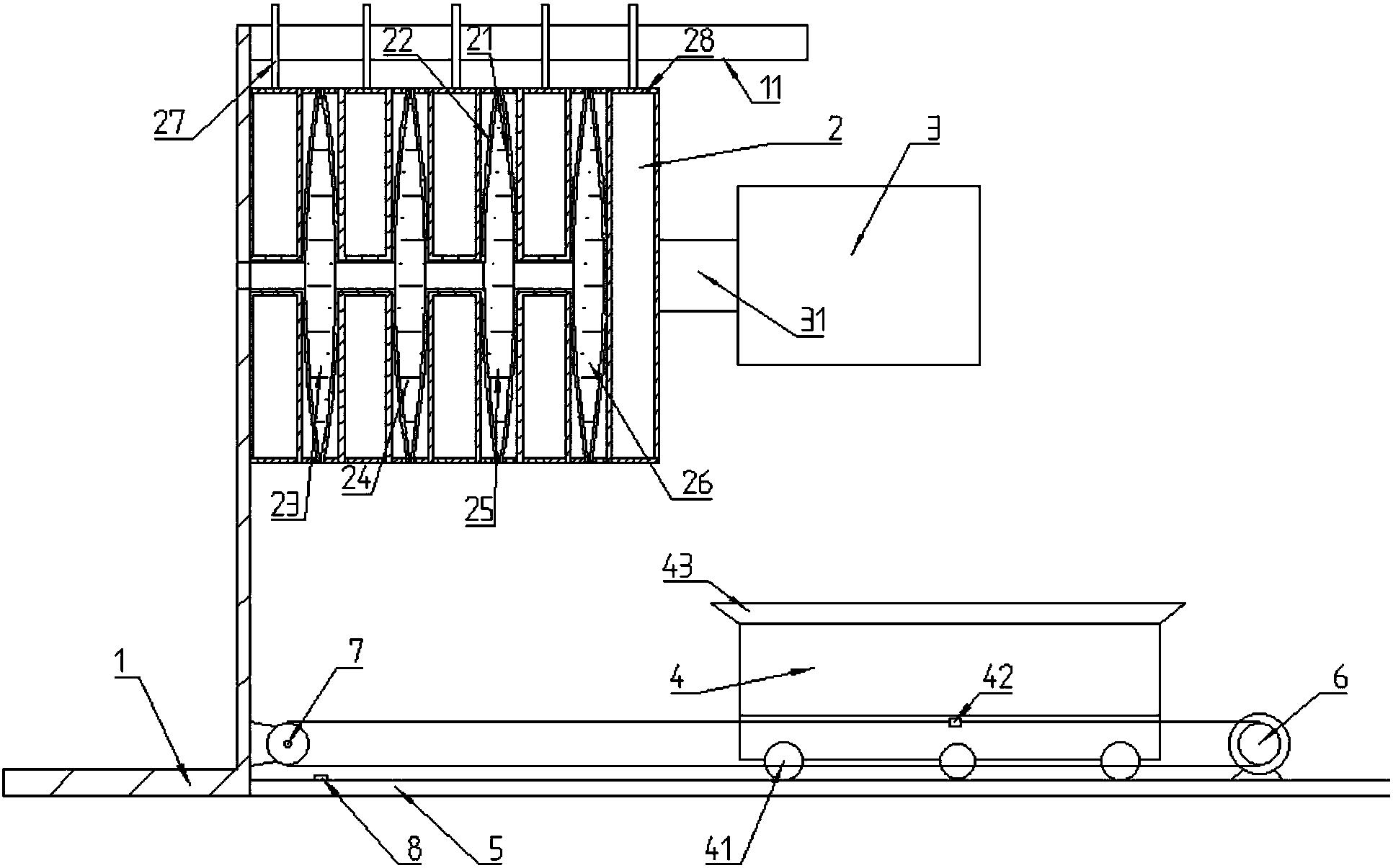 污泥压滤机出泥技术与安装