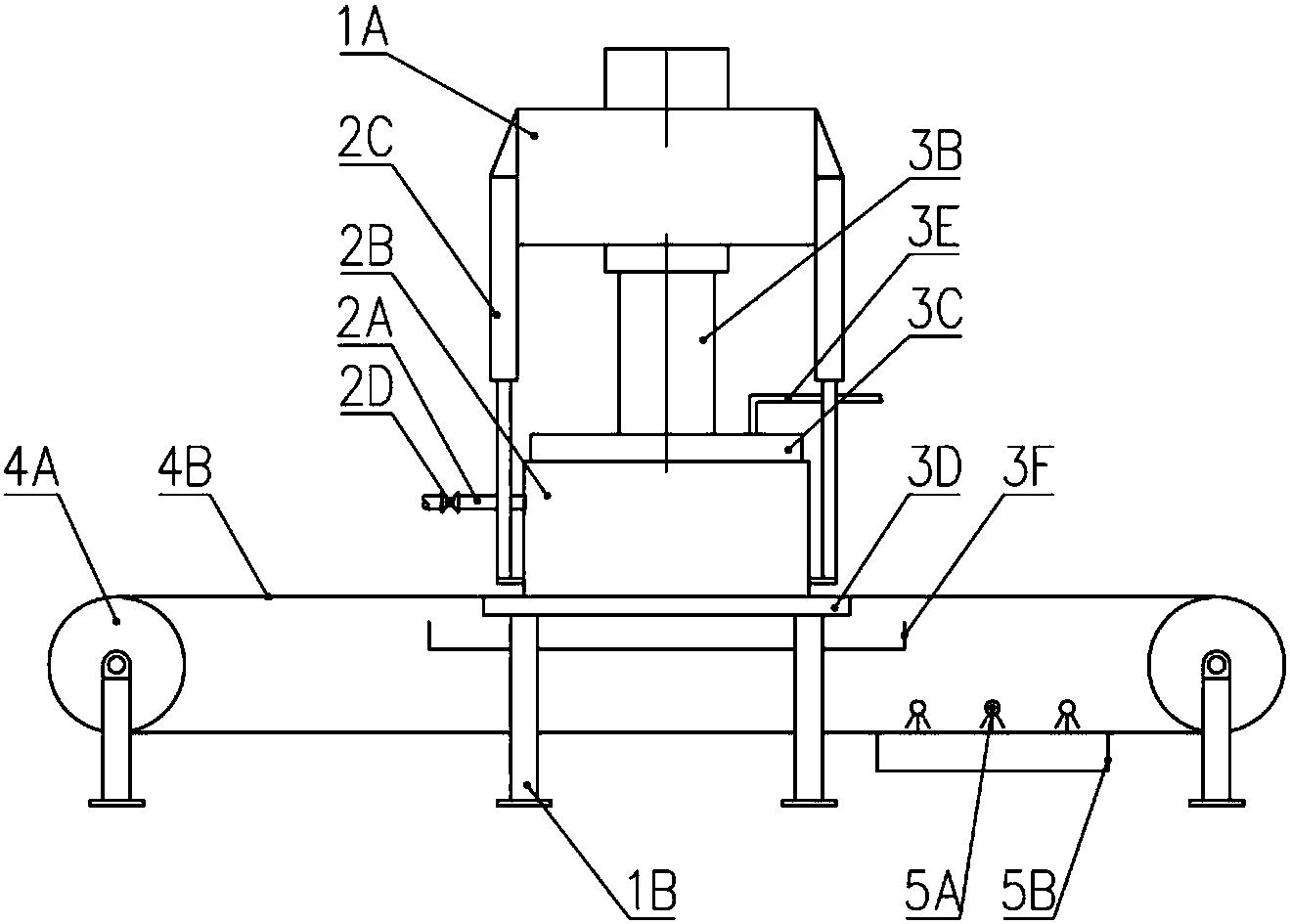 污泥干化压滤机的特征